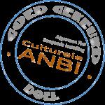 Deze afbeelding heeft een leeg alt-attribuut; de bestandsnaam is Culturele-ANBI-Logo-SEG-Blauw-schuin-min-150x150.png