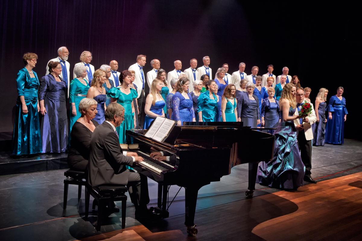 Klassiek opera concert