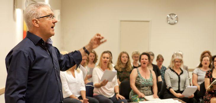 Repetitie Gelders Opera en Operette Gezelschap
