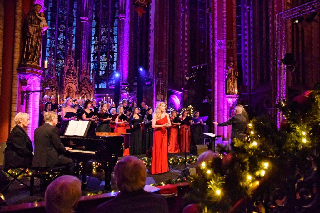 Kerstconcert omroep Gelderland Gelders Opera en Operette Gezelschap
