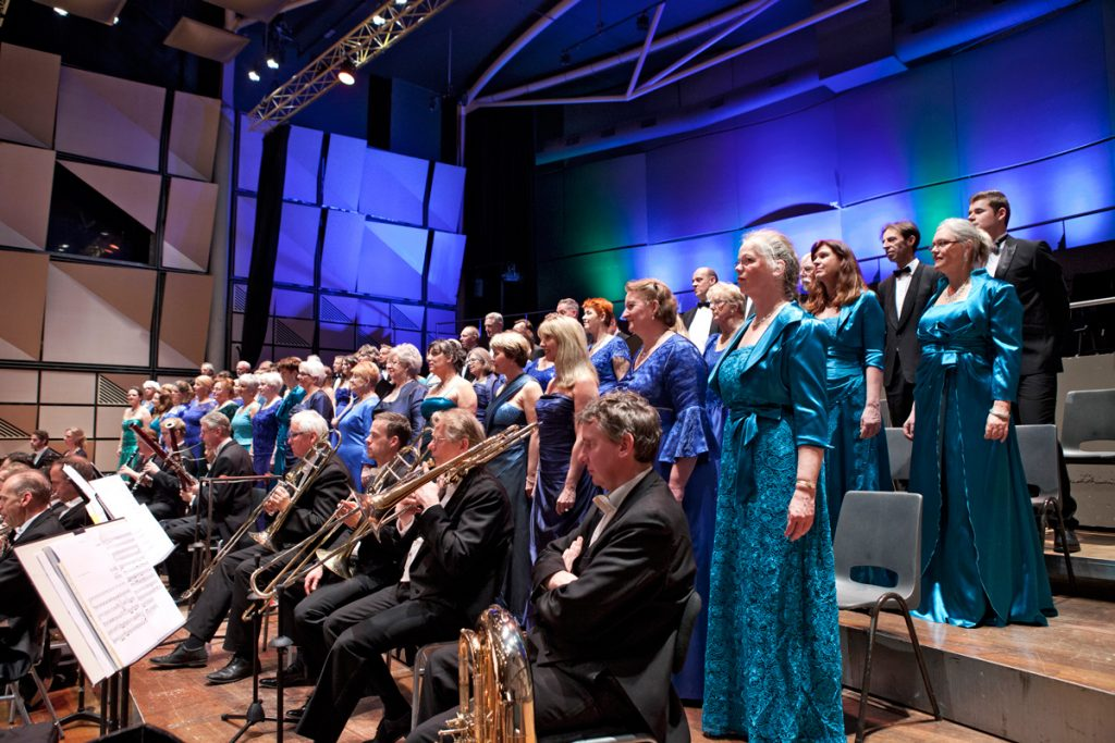 Gelders Opera en Operette Gezelschap In Musis Arnhem